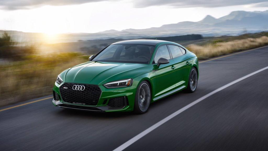 纽约车展: Audi RS5 Sportback 正式发表!