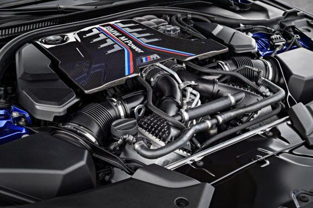 BMW M5 F90 现身我国官网,确定来马!