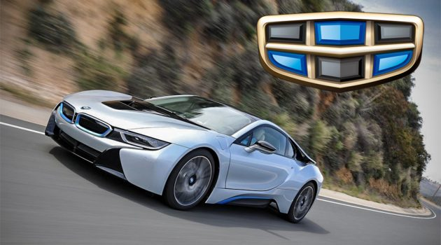 Geely 成为 Mercedes 大股东前,曾对 BMW 有兴趣!