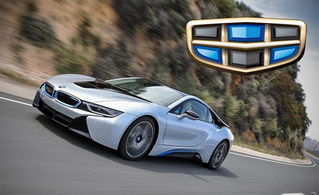 Geely 成为 Mercedes 大股东前,曾计划入股 BMW !