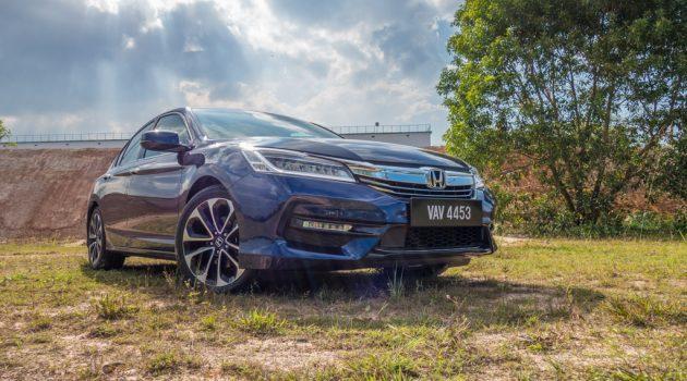 Honda Accord 2.4 VTi-L ,性价比更高!
