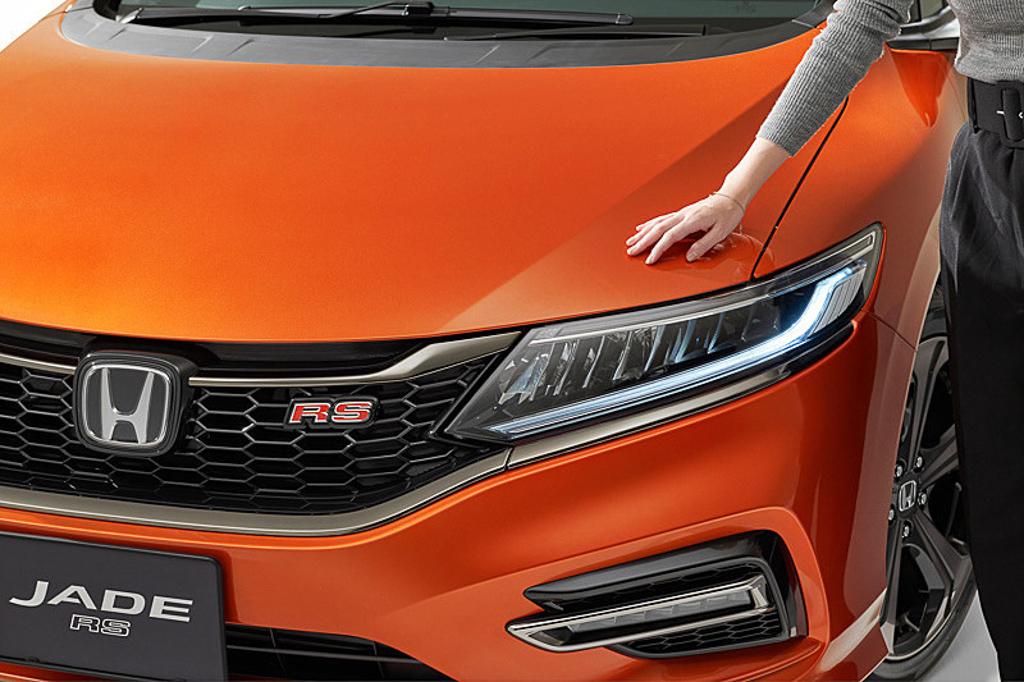 小改款 Honda Jade 发布,5月正式登场!