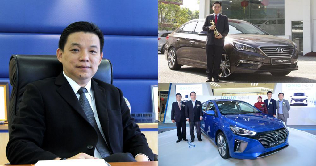 Hyundai-Sime Darby 前执行董事加入 Proton 担任销售总监!