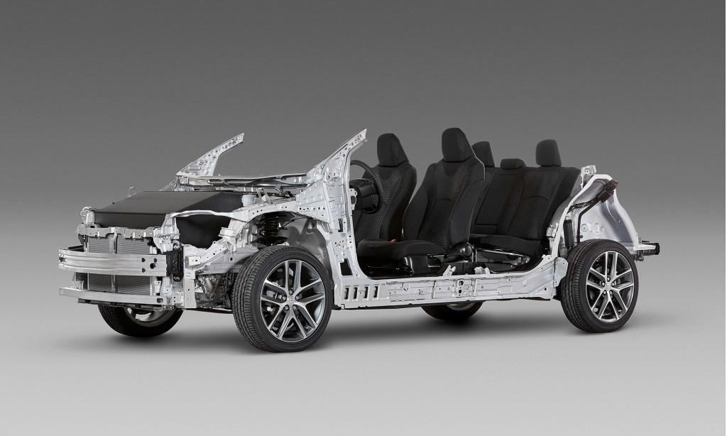 Mazda 未来将使用 TNGA 开发新车?