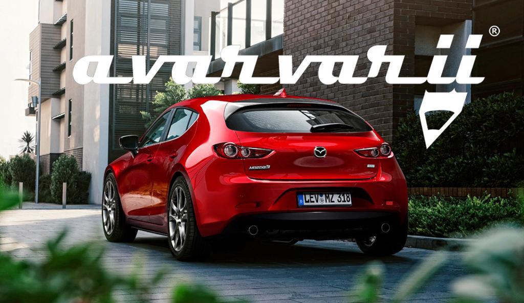 新一代 Mazda3 将采用全液晶仪表盘?