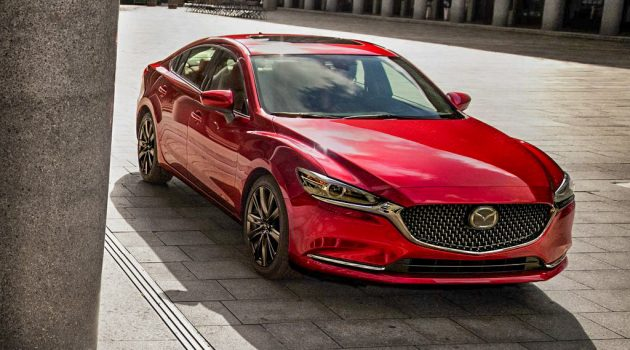 Mazda6 2018 预计今年第三季登陆大马!