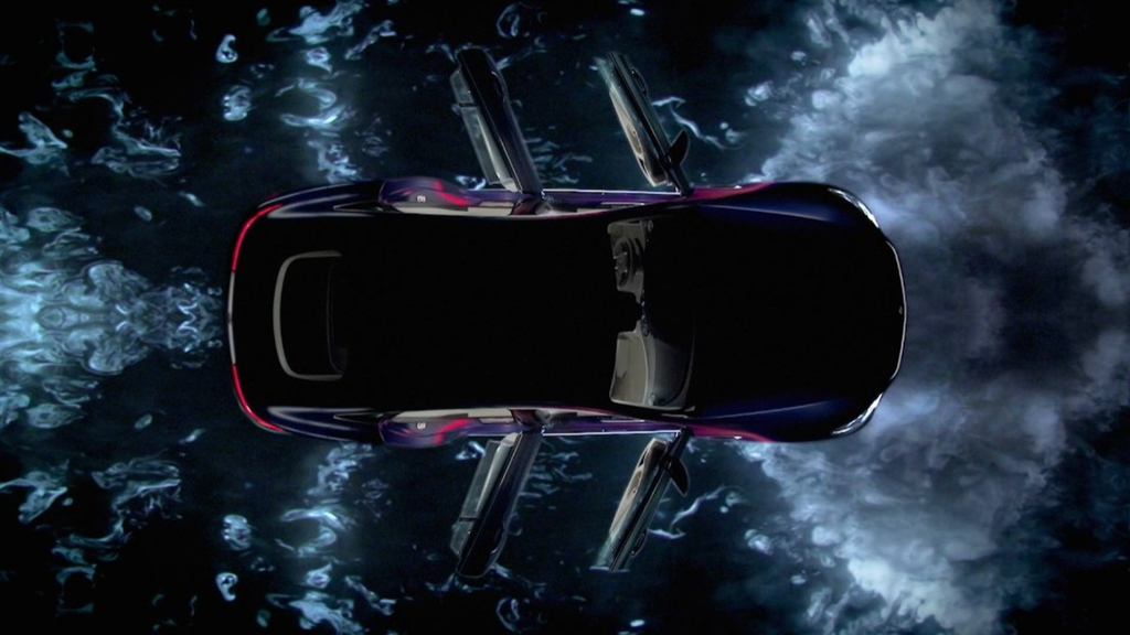 日内瓦车展: Mercedes-AMG GT 4-Door Coupe 发布前曝光!