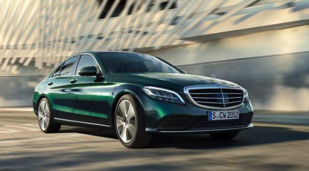 小改款 Mercedes-Benz C200 官图发布,搭载全新引擎!
