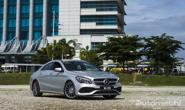 最超值二手车 Part 44: Mercedes-Benz CLA200