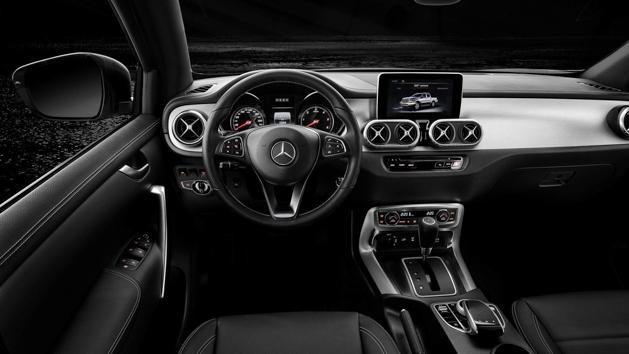 日内瓦车展: Mercedes-Benz X-Class 柴油V6将登场 !