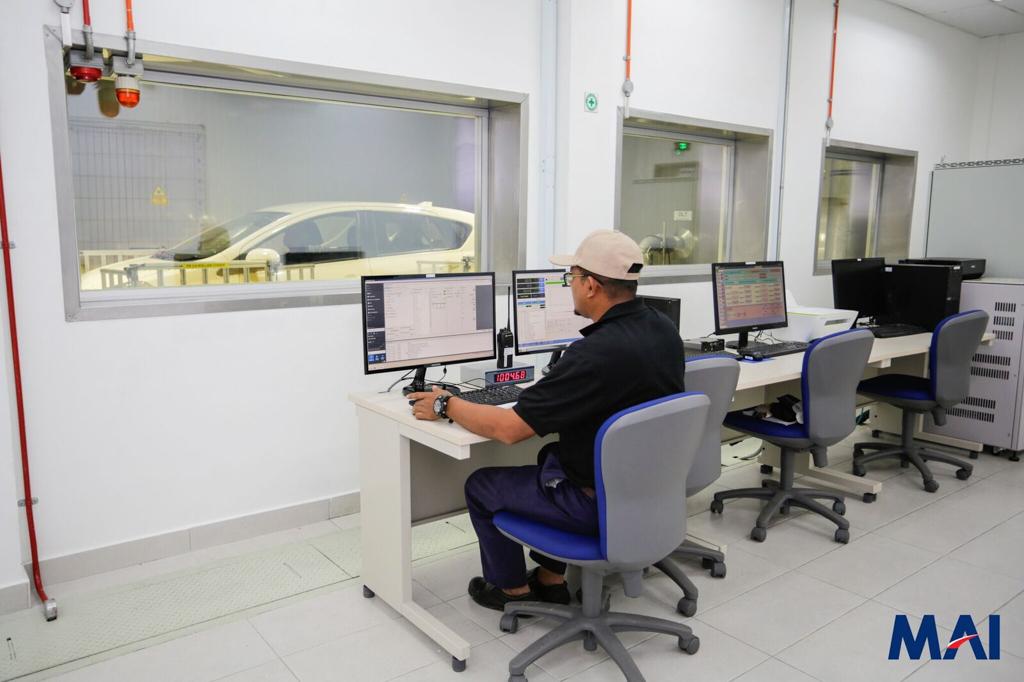 大马首间汽车排放测试中心(NETC)正式开幕!