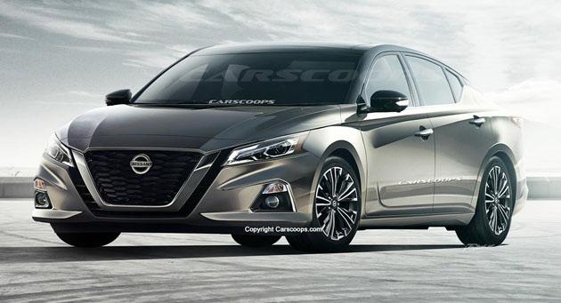 新一代 Nissan Altima 将采用 AWD 全驱设定!