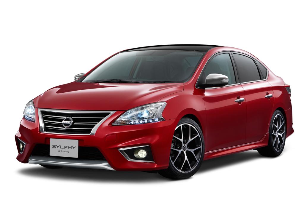 新一代 Nissan Sylphy 预计明年登场!