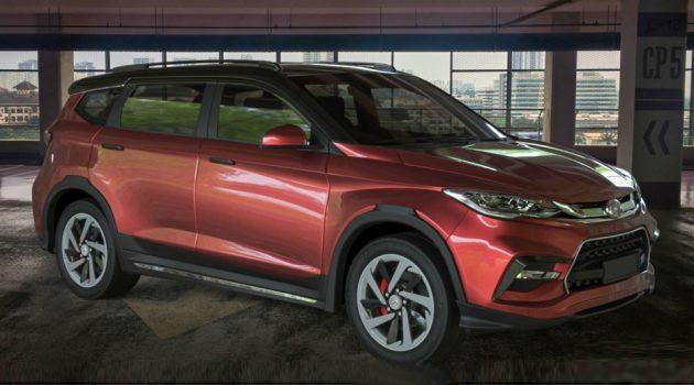 Perodua D38L SUV 最快今年年底开售?