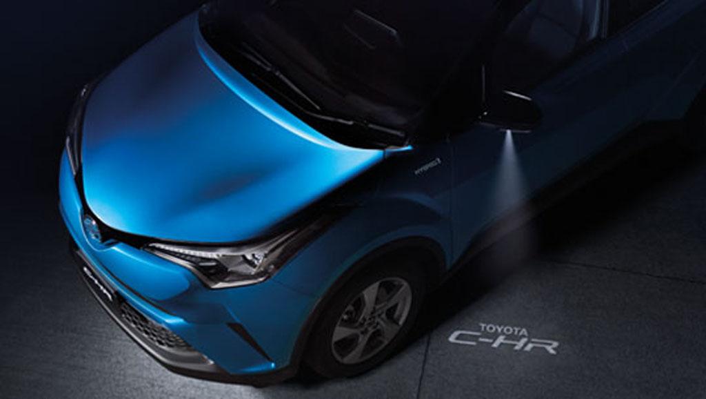 2018 Toyota C-HR 实测,油耗表现16.63 Km/L!