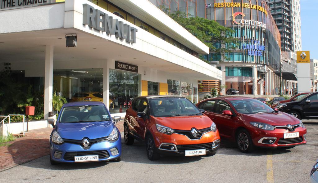 Renault Malaysia 周末派对,好玩的活动与超值优惠等着你!
