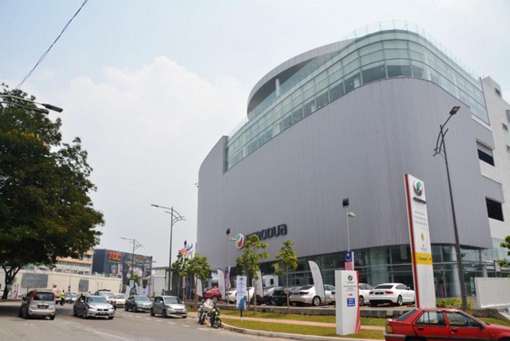 UMW Holdings 献议收购 Perodua ,持股或将增加至70.6%!
