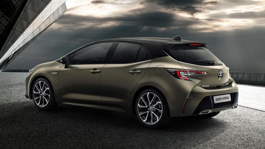 日内瓦车展: Toyota Corolla Hatchback 正式发表!