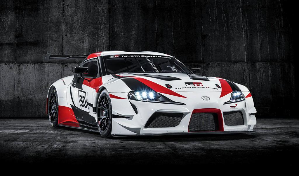 日内瓦车展:新一代 Toyota Supra 赛车形式现身!