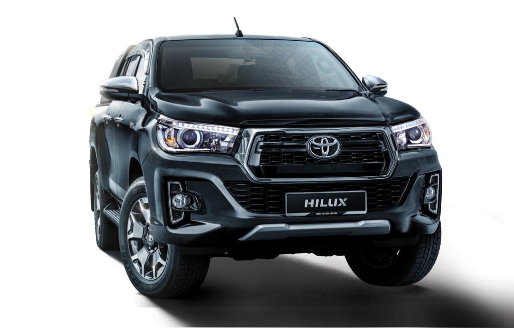 Toyota Hilux L Edition 正式登场,rm 119 300 起跳! Automachi Com