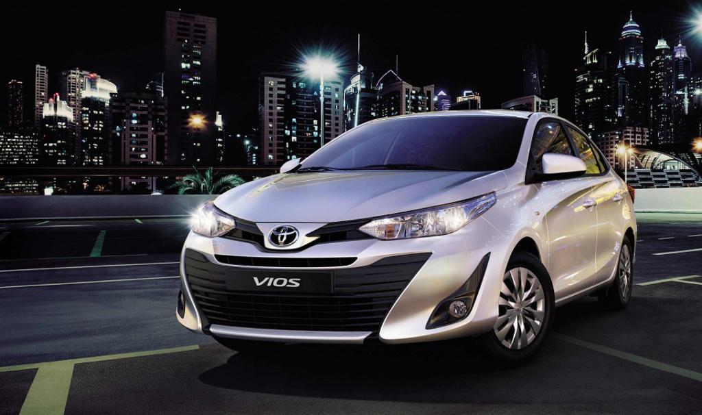 Toyota Vios 2018 确认3月12日台湾上市!