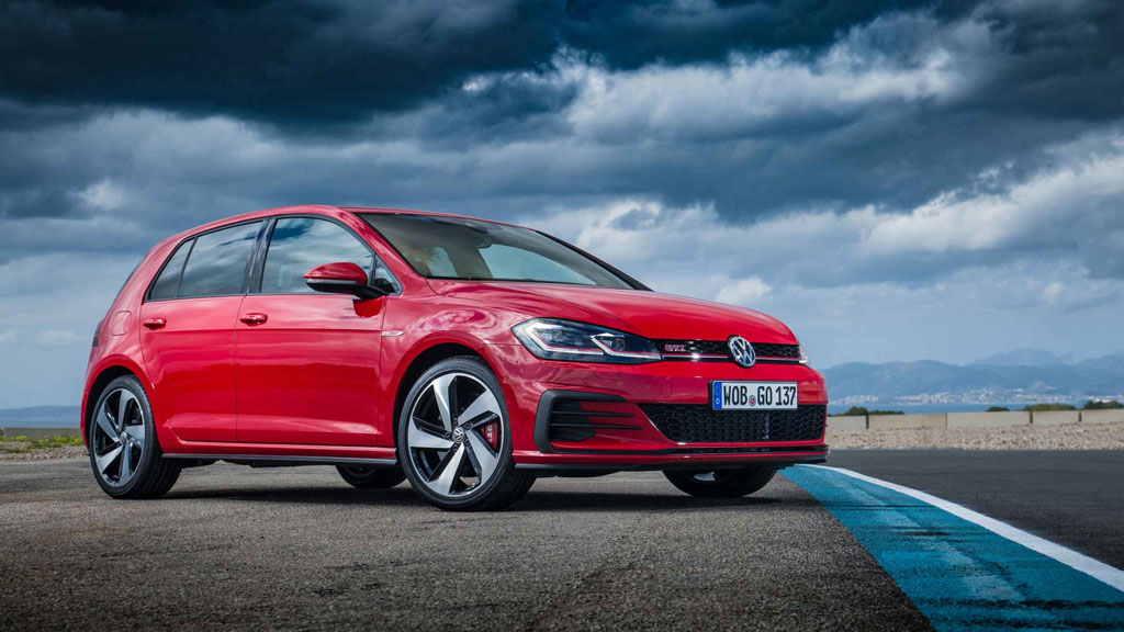 2018 值得期待新车: Volkswagen Golf
