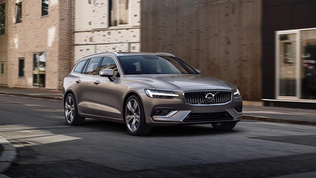 房车版也不错! Volvo S60 车尾造型曝光!