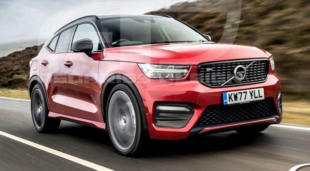 Volvo 计划推出 Volvo XC50 跑旅 SUV !