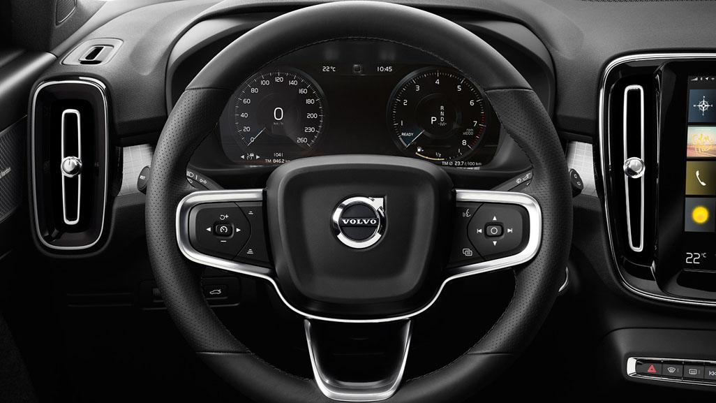 2018 Volvo XC40 荣获欧洲年度风云车大奖!