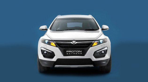 Proton SUV 之路,你知道多少?