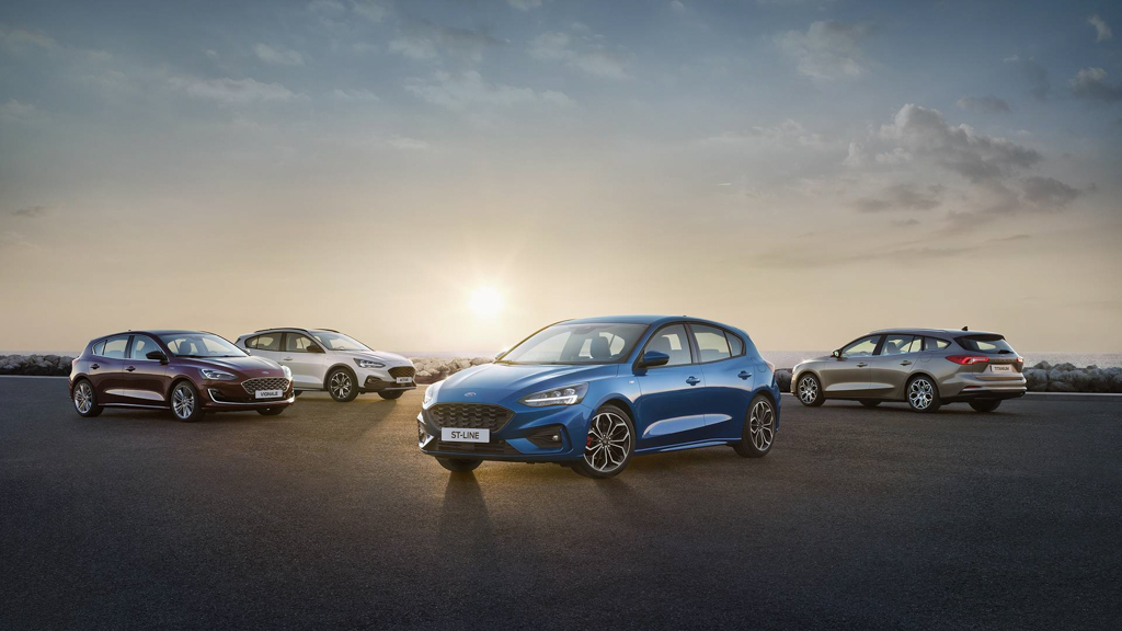 新底盘新动力, 2019 Ford Focus 正式登场!9-ford-focus-revealed-001