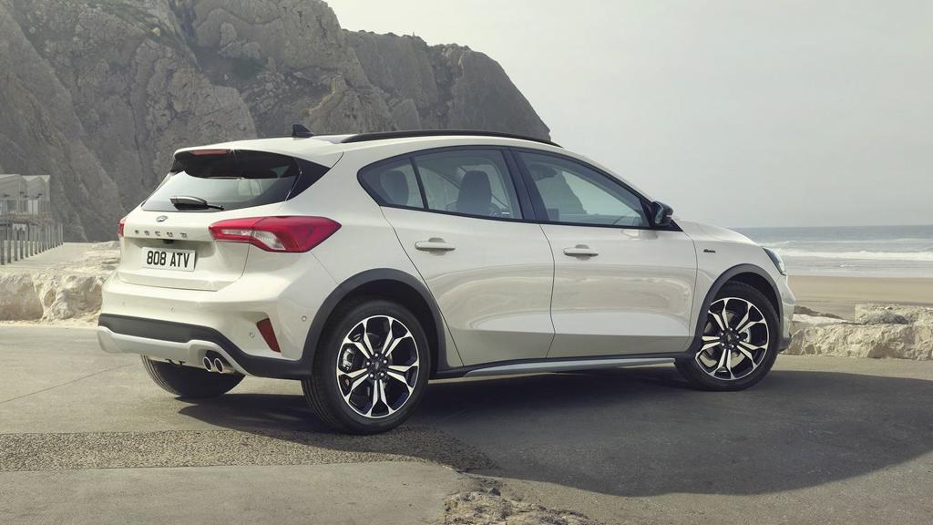 新底盘新动力, 2019 Ford Focus 正式登场!