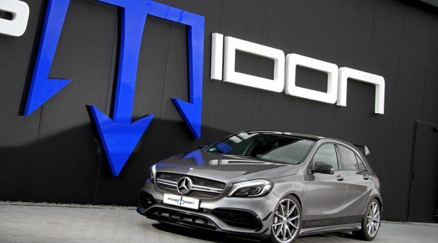 暴强小钢炮! Mercedes-AMG A45 马力暴升至 550ps!