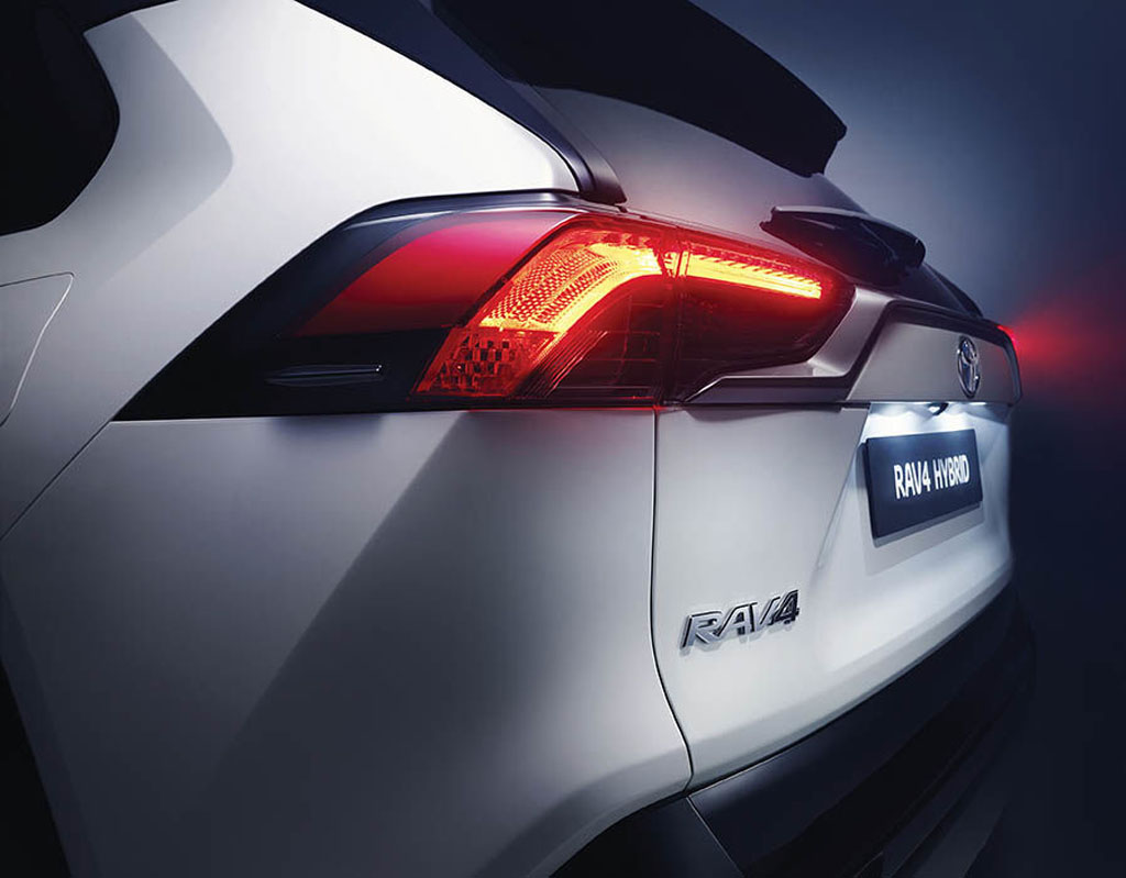 2019 Toyota Rav4 公布入门版,2.0L引擎动力也很强!