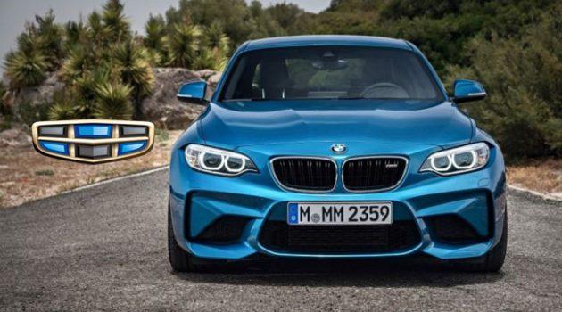 Benz 过后到 BMW !传 Geely 和 BMW 合作开发新车款!