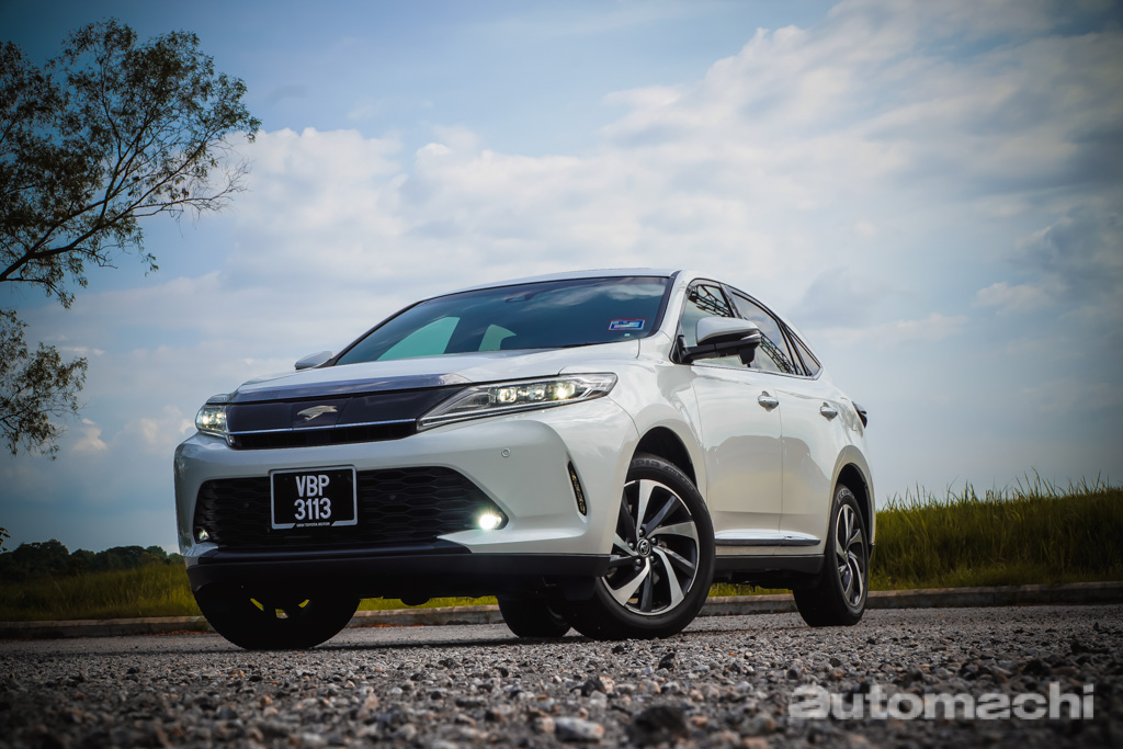 图库: 2018 Toyota Harrier Luxury ,售价RM 259,900