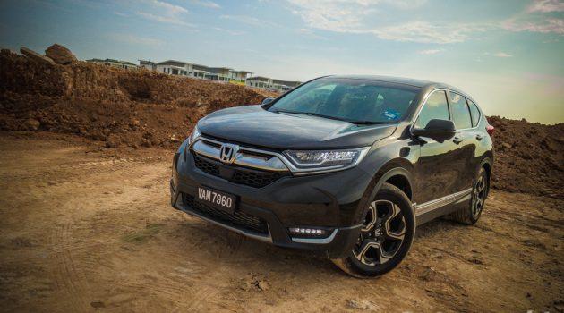 Honda Malaysia 宣布即日起吸收车价 6% GST 消费税!