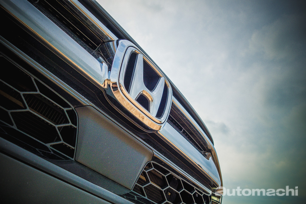 Honda CR-V TC Premium ,更安全的岳母车!