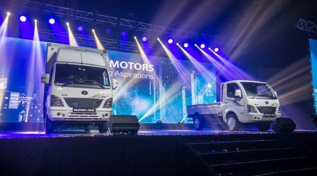 Tata Motors 与 DRB-Hicom 联手推介三款全新商用罗里!