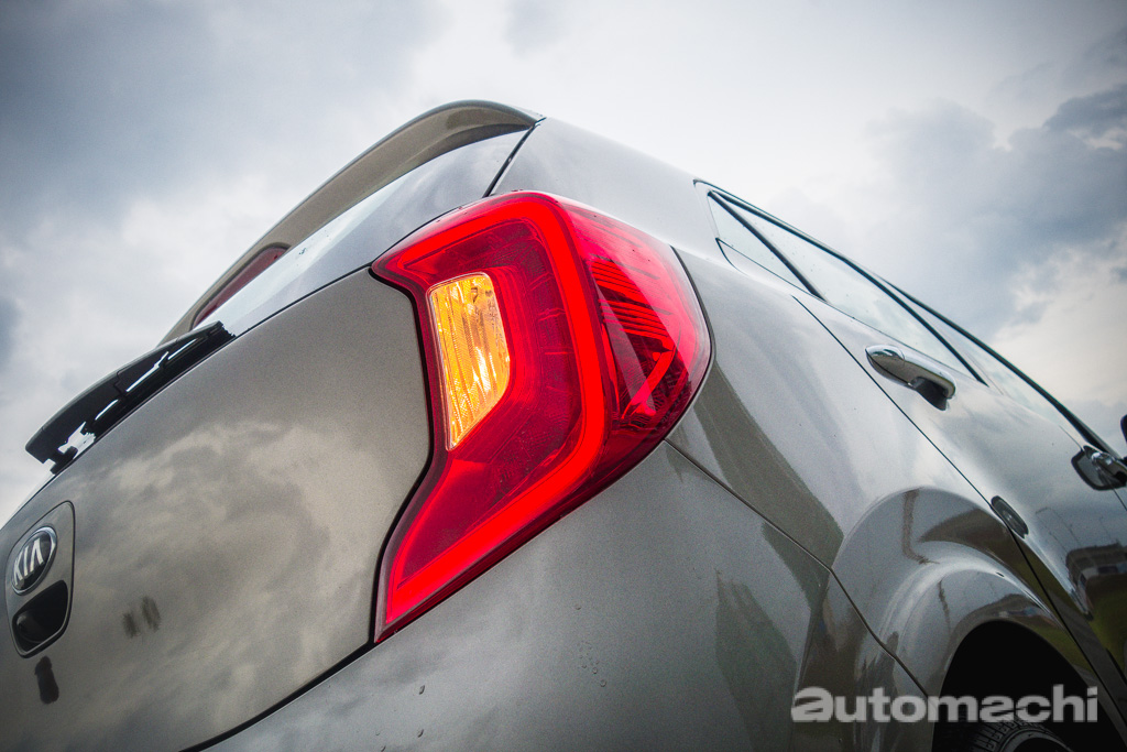 Kia Picanto 2018 试驾,满满的惊喜!