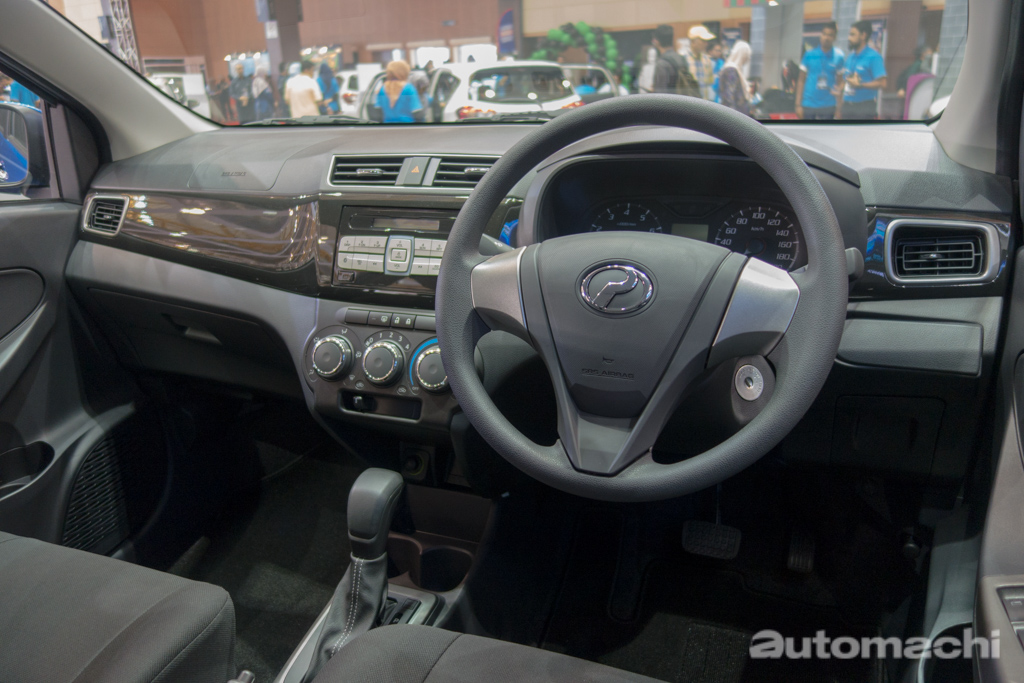 Malaysia Autoshow 2018 : Perodua Bezza GXtra 正式发表!