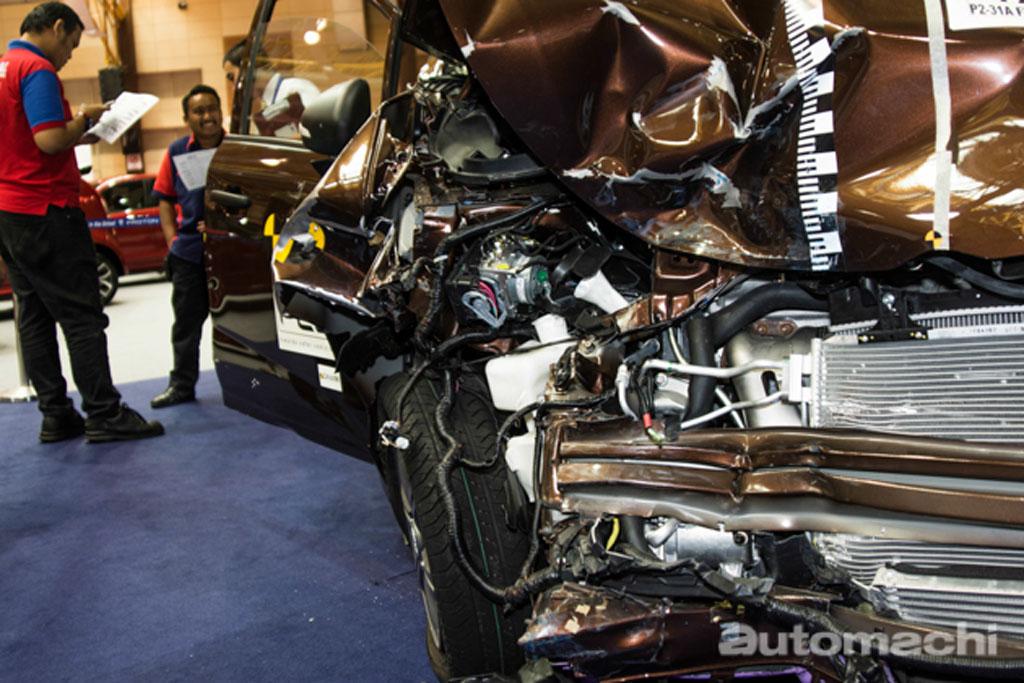 Proton Persona BH 安全性怎么样?请看一下车祸案例!