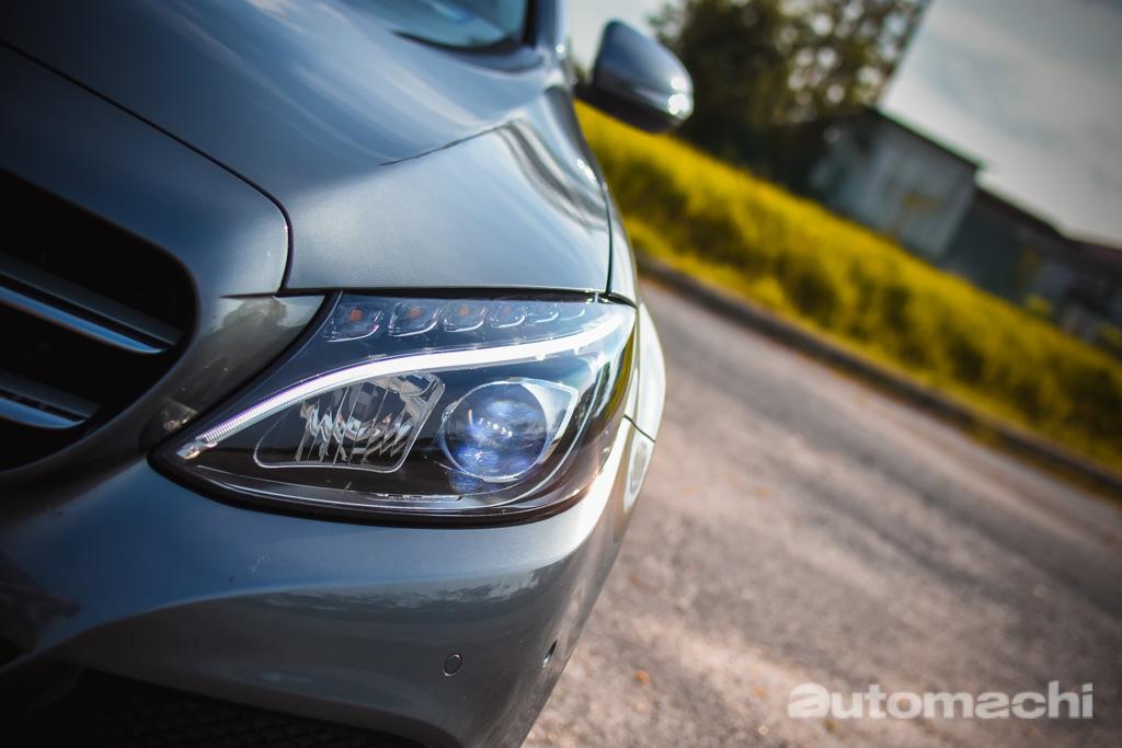 Mercedes-Benz C180 Avantgarde ,意料之外的惊喜!
