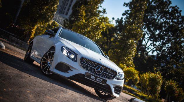 图库: Mercedes-Benz E300 Coupe ,售价RM 499,888