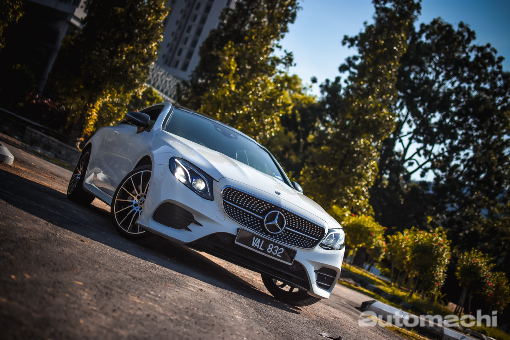 图库: Mercedes-Benz E300 Coupe ,售价RM 499,888