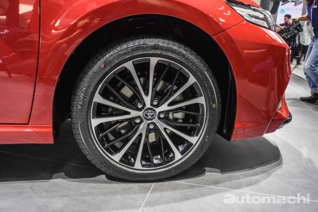 北京车展: 2018 Toyota Camry 完全进化震撼登场!