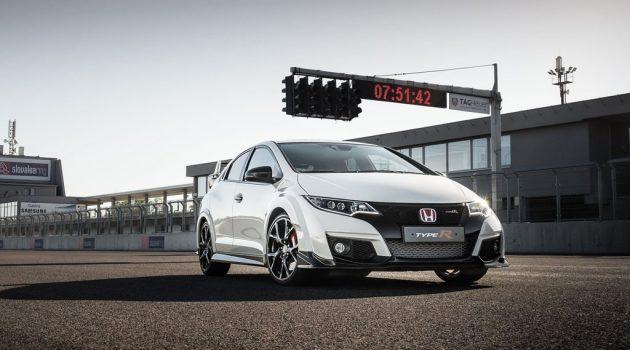 最超值二手车推荐: Honda Civic Type R FK2