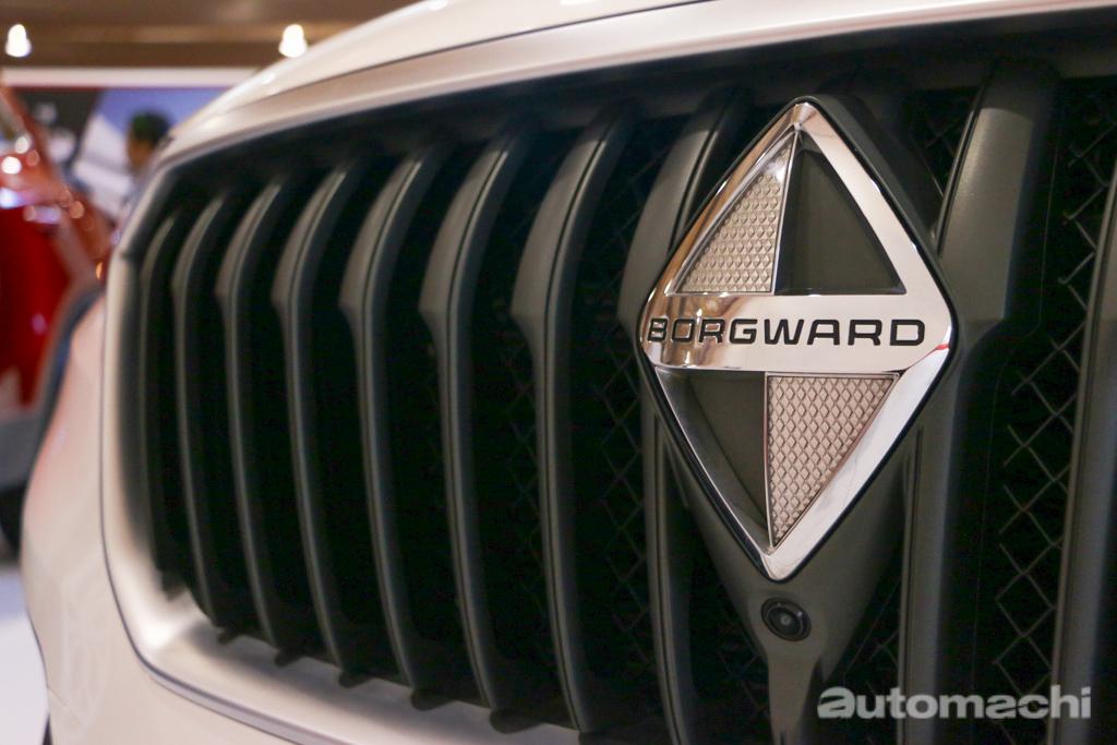 Malaysia Autoshow 2018 : Borgward BX5 与 BX7 东南亚首发!