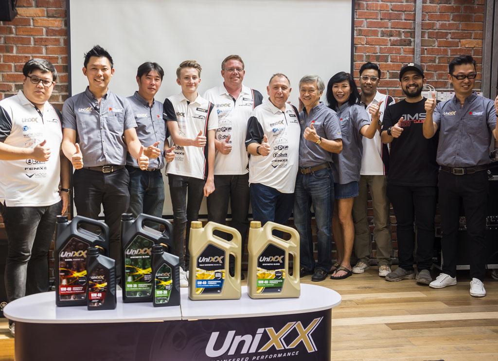 Contix Asia 正式推介 Unixx Engine Oil !