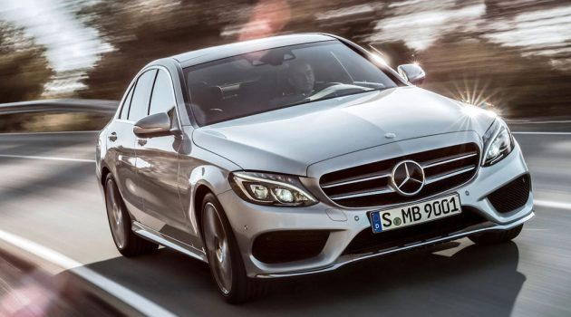 大马市场超值新车: Mercedes-Benz C180 Avantgarde